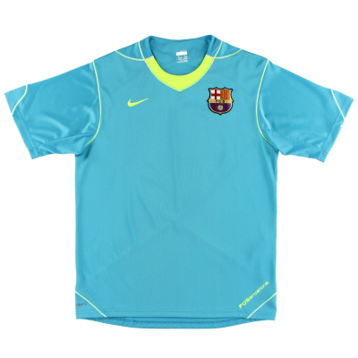 2007-08 Barcelona Training Shirt M