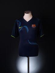 2007-08 Barcelona Training Shirt L