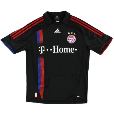 2007-08 Bayern Munich European Shirt *Mint* XXL