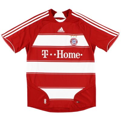 2007-08 Bayern Munich Home Shirt S