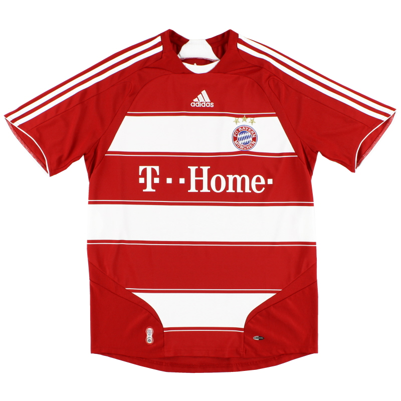 2007-08 Bayern Munich Home Shirt XS