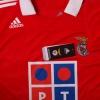 2007-08 Benfica Home Shirt *BNWT* L