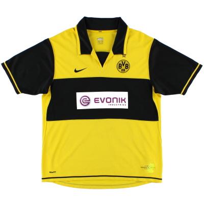 2007-08 Borussia Dortmund Home Shirt S