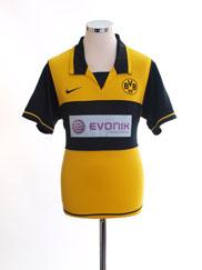 2007-08 Borussia Dortmund Home Shirt M