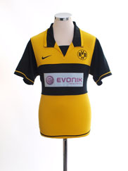 Borussia Dortmund  Home baju (Original)