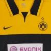 2007-08 Dortmund Player Issue Home Shirt Petric #10 L/S XXL