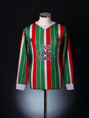 2007-08 Carlisle Third Shirt L/S S