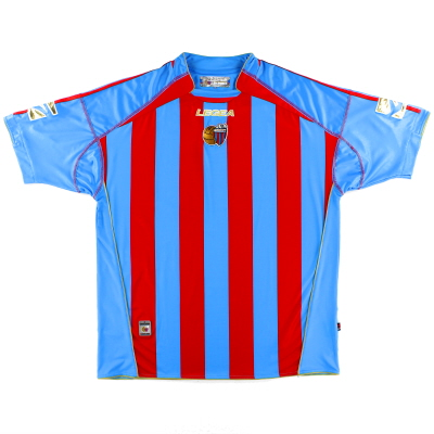 2007-08 Catania Home Shirt XXL