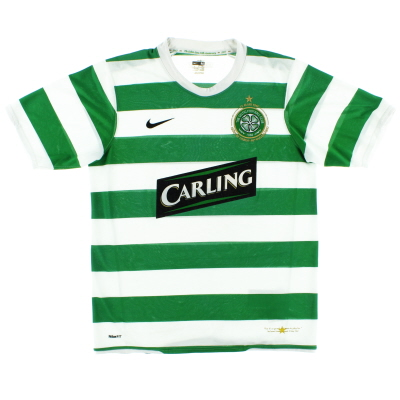 2007-08 Celtic Away Shirt M