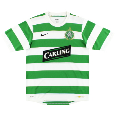 2007-08 Celtic Nike Away Shirt M