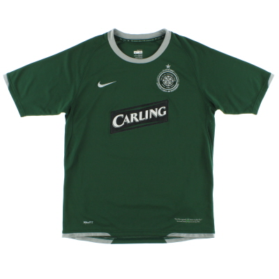 2007-08 Celtic Away Shirt L