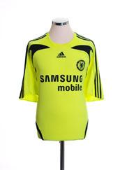 2007-08 Chelsea Away Shirt S