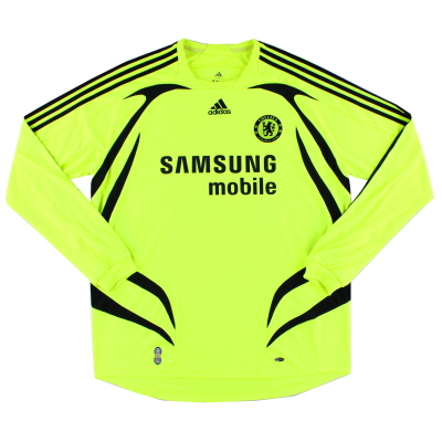 2007-08 Chelsea Away Shirt L/S XL