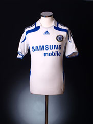 2007-08 Chelsea Third Shirt XL