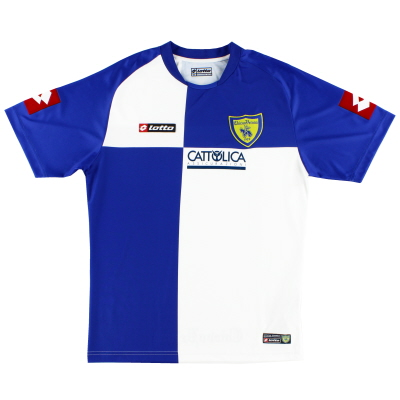 2007-08 Chievo Verona Away Shirt M