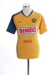 2007-08 Club America Home Shirt S