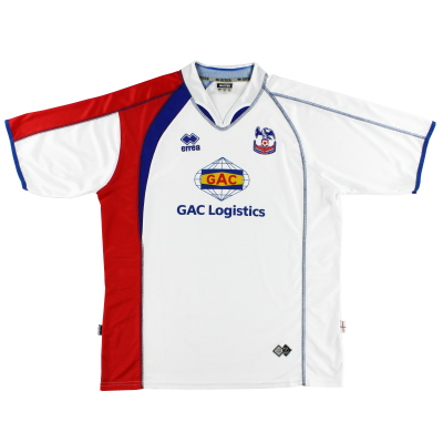 2007-08 Crystal Palace Away Shirt XXXL