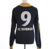 2007-08 Energie Cottbus Match Issue Away Shirt #9 L/S L/XL