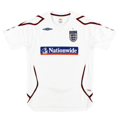 2007-08 England Umbro Training Shirt M