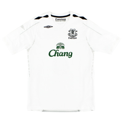 2007-08 Everton Away Shirt S