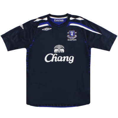 2007-08 Everton Umbro Third Shirt M