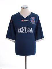 2007-08 Falkirk Home Shirt XL