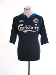 2007-08 FC Copenhagen Away Shirt XXL