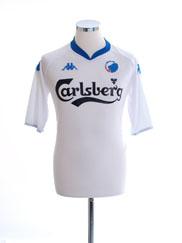 2007-08 FC Copenhagen Home Shirt *Mint* M