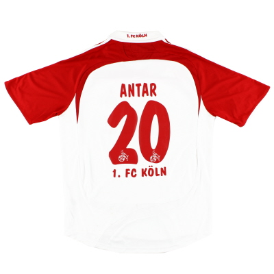 2007-08 FC Koln Away Shirt Antar #20 XL