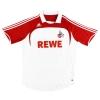 2007-08 FC Koln Away Shirt Helmes #9 XS