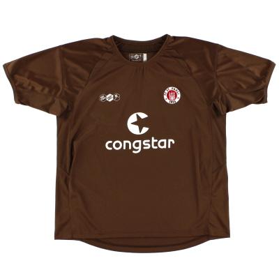 2007-08 FC St. Pauli Home Shirt XXL