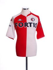 2007-08 Feyenoord Home Shirt L