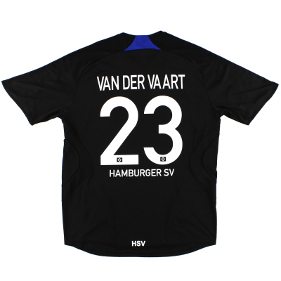 2007-08 Hamburg Away Shirt van der Vaart #23 L
