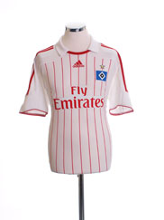 2007-08 Hamburg Home Shirt M