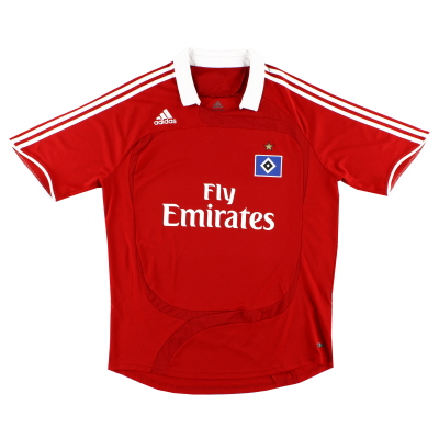 2007-08 Hamburg Third Shirt L