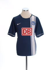 Retro Hertha Shirt