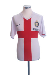 2007-08 Inter Milan Centenary Away Shirt L