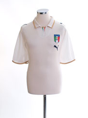 2007-08 Italy Away Shirt XL