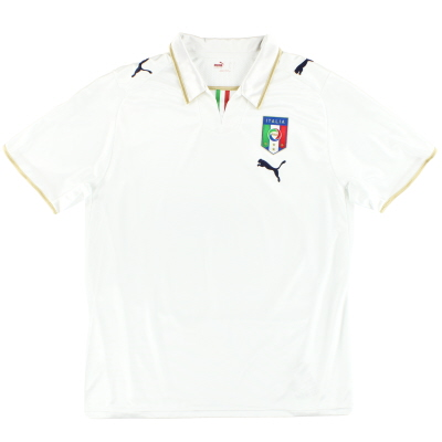2007-08 Italy Puma Away Shirt L