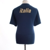 2007-08 Italy Training Shirt XL
