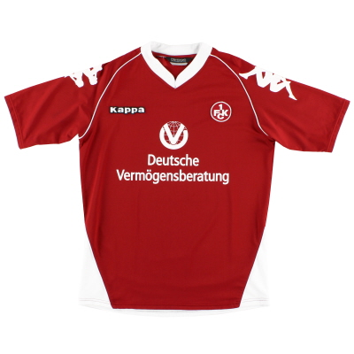 2007-08 Kaiserslautern Home Shirt L