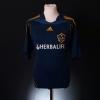 2007-08 LA Galaxy Away Shirt Beckham #23 L