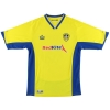 2007-08 Leeds Away Shirt Marques #5 S