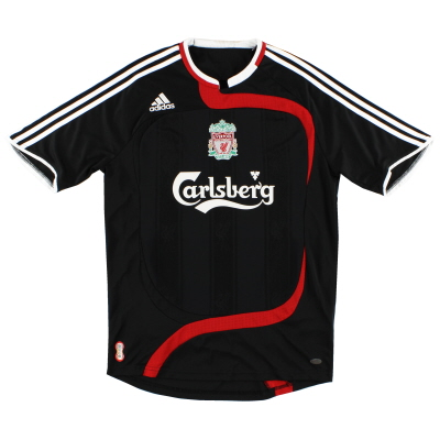 2007-08 Liverpool Third Shirt XS