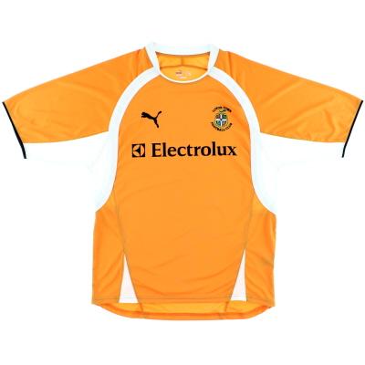 2007-08 Luton Town Away Shirt M