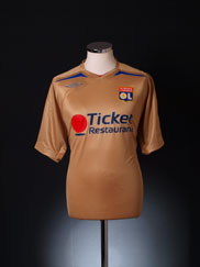 2007-08 Lyon Away Shirt *BNIB*