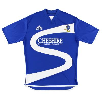 2007-08 Macclesfield Home Shirt *Mint* XL