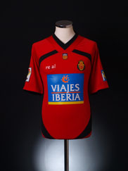 2007-08 Mallorca Home Shirt L