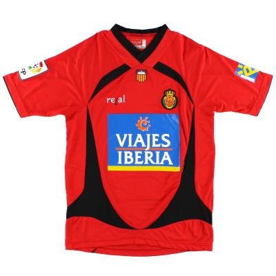 2007-08 Mallorca Home Shirt S