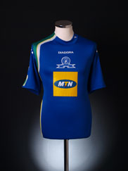 2007-08 Mamelodi Sundowns Away Shirt L